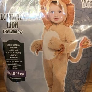 """Other - """"Lovable lion"""" costume"""